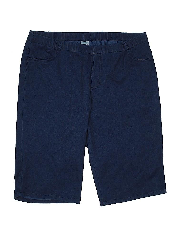 Faded Glory Women Denim Shorts Size XL