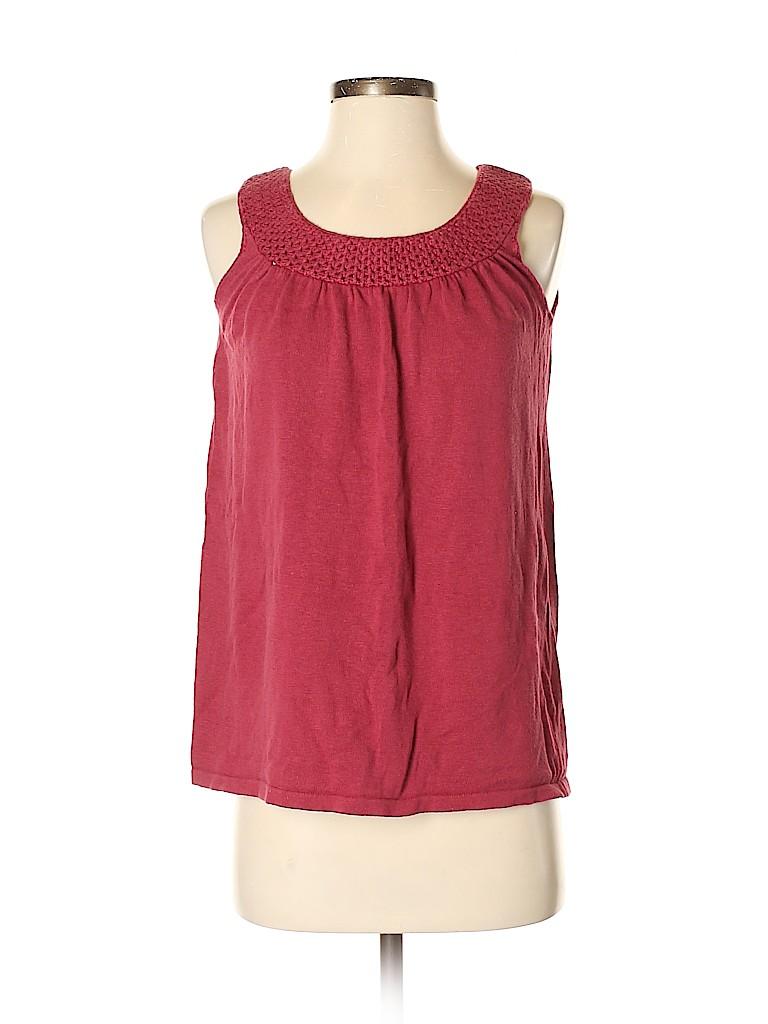 J.jill Women Sleeveless Top Size XS