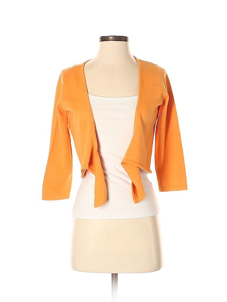 Liz Claiborne Women Cardigan Size S