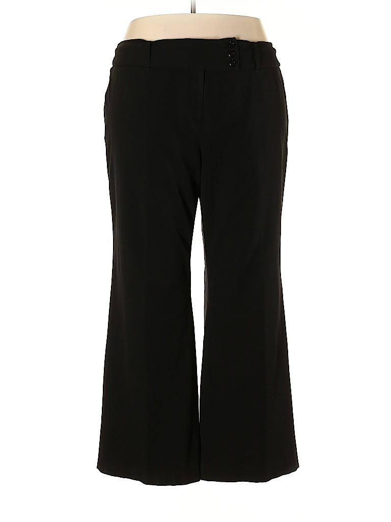 Style&Co Women Dress Pants Size 20W (Plus)