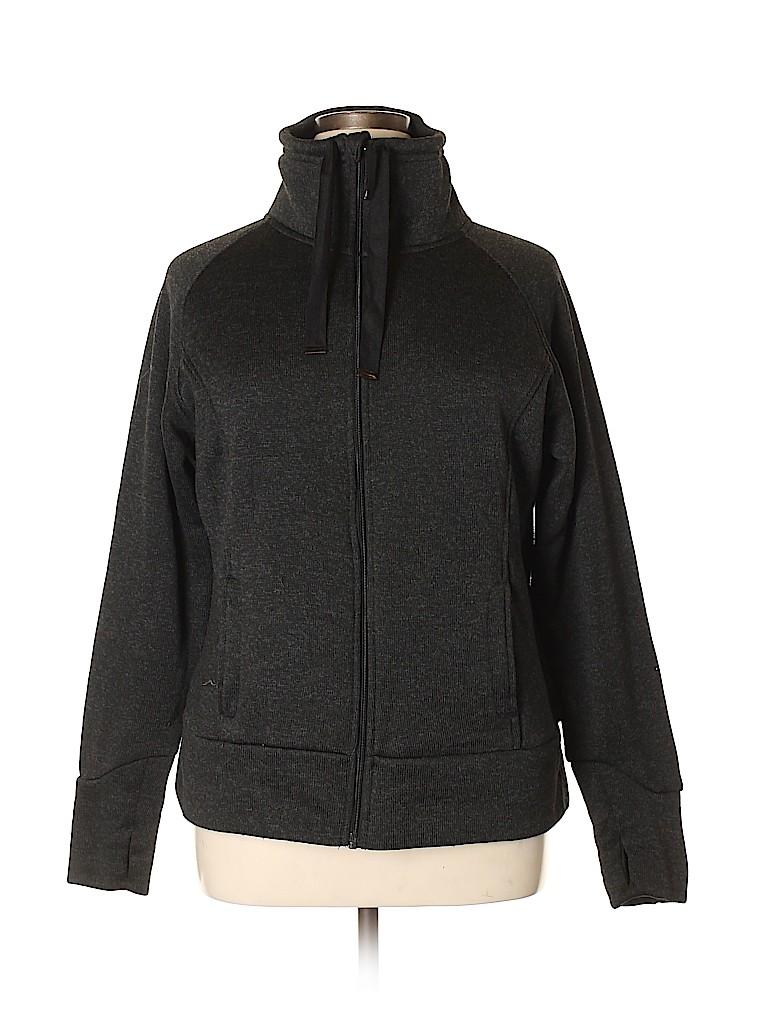 Danskin Women Cardigan Size XL