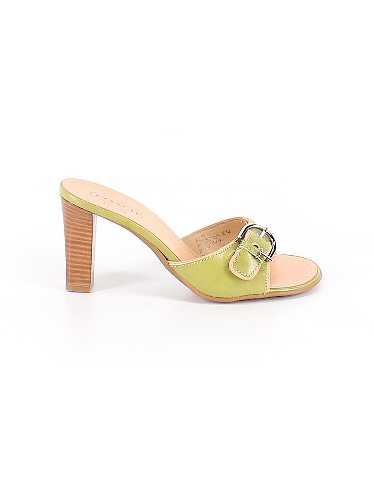 Coach Women Mule/Clog Size 6 1/2