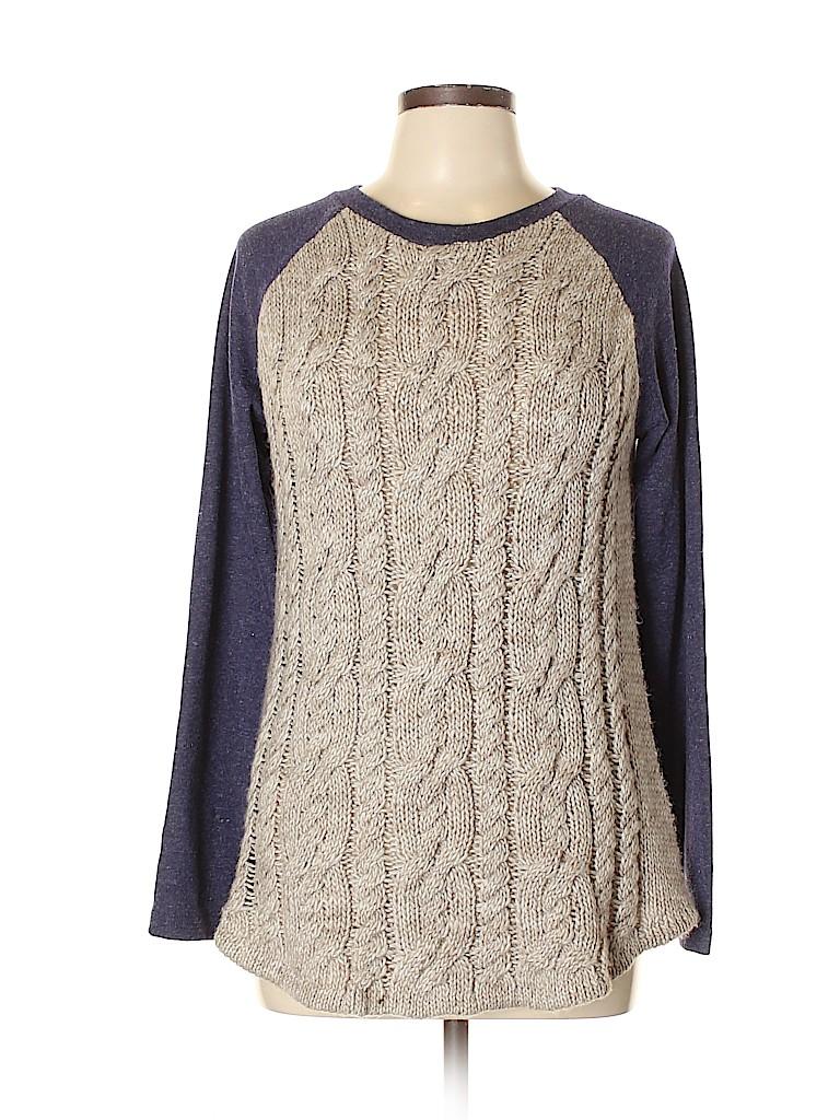 Mystree Women Pullover Sweater Size L