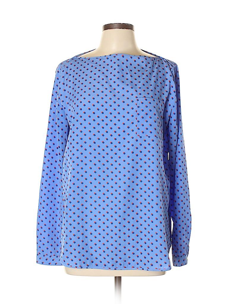 Gap Women Long Sleeve Blouse Size L
