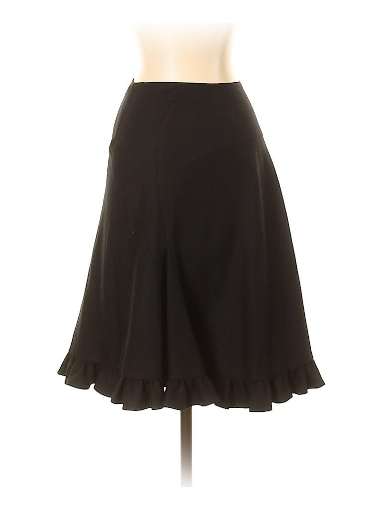 Balenciaga Women Wool Skirt Size 40 (FR)