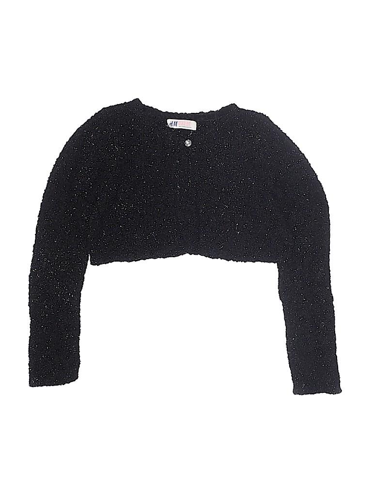 H&M Girls Cardigan Size 6 - 8