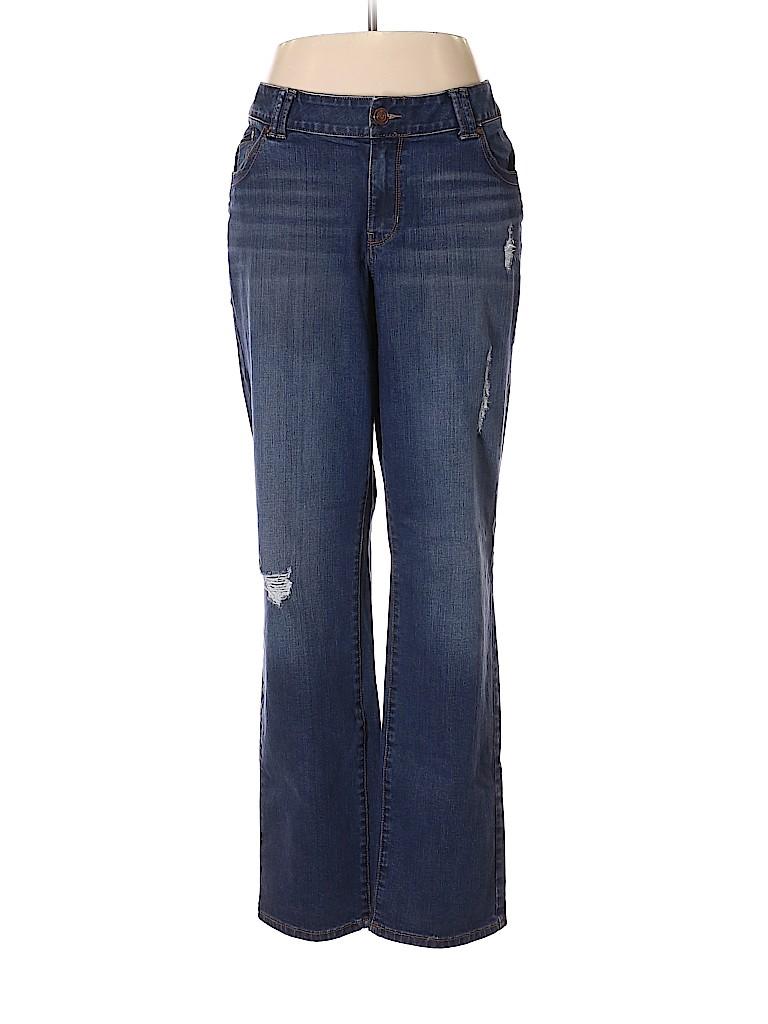 Lane Bryant Women Jeggings Size 16 (Plus)