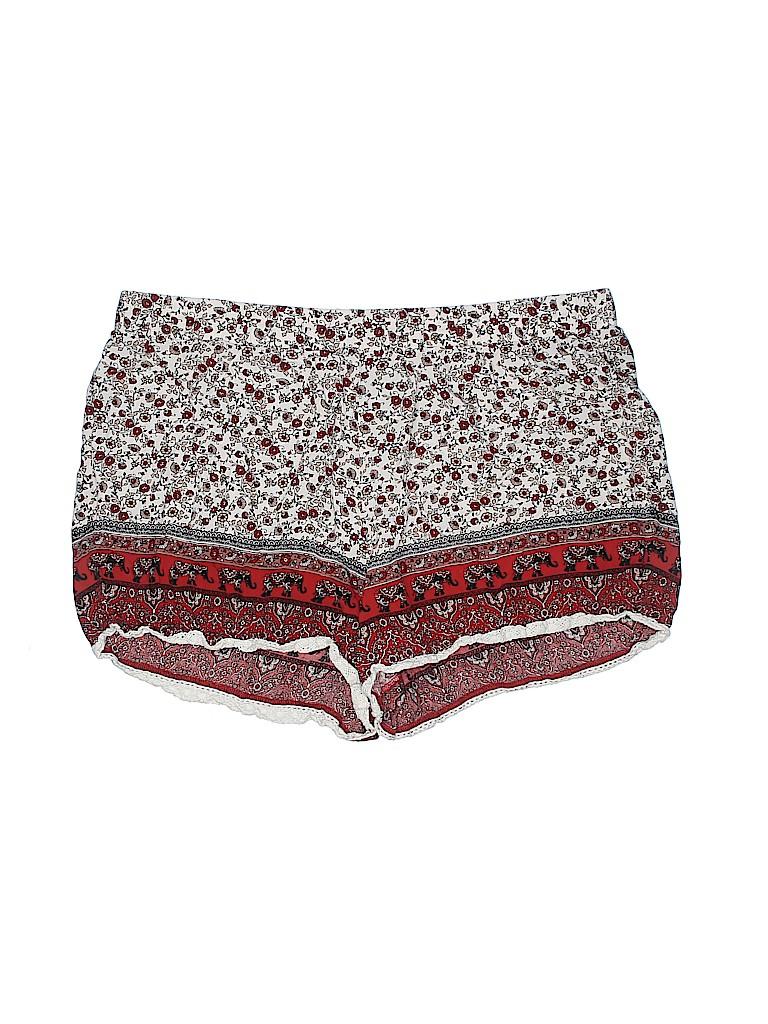 Forever 21 Women Shorts Size 1X (Plus)