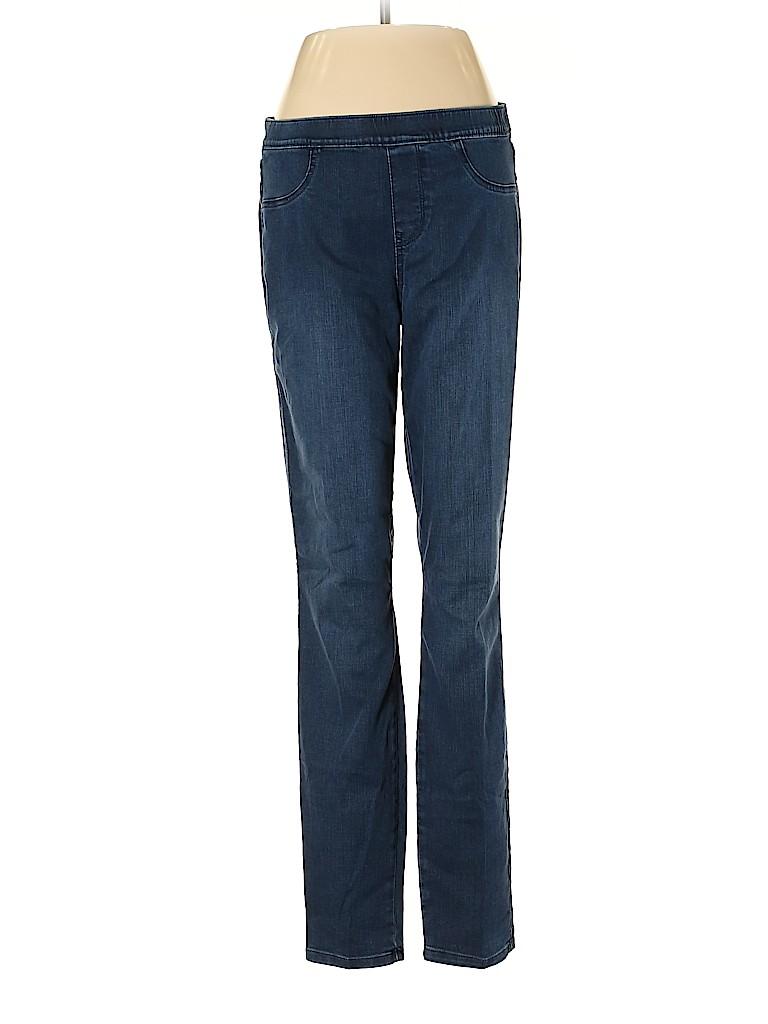 Liz Claiborne Women Jeans Size M (Tall)
