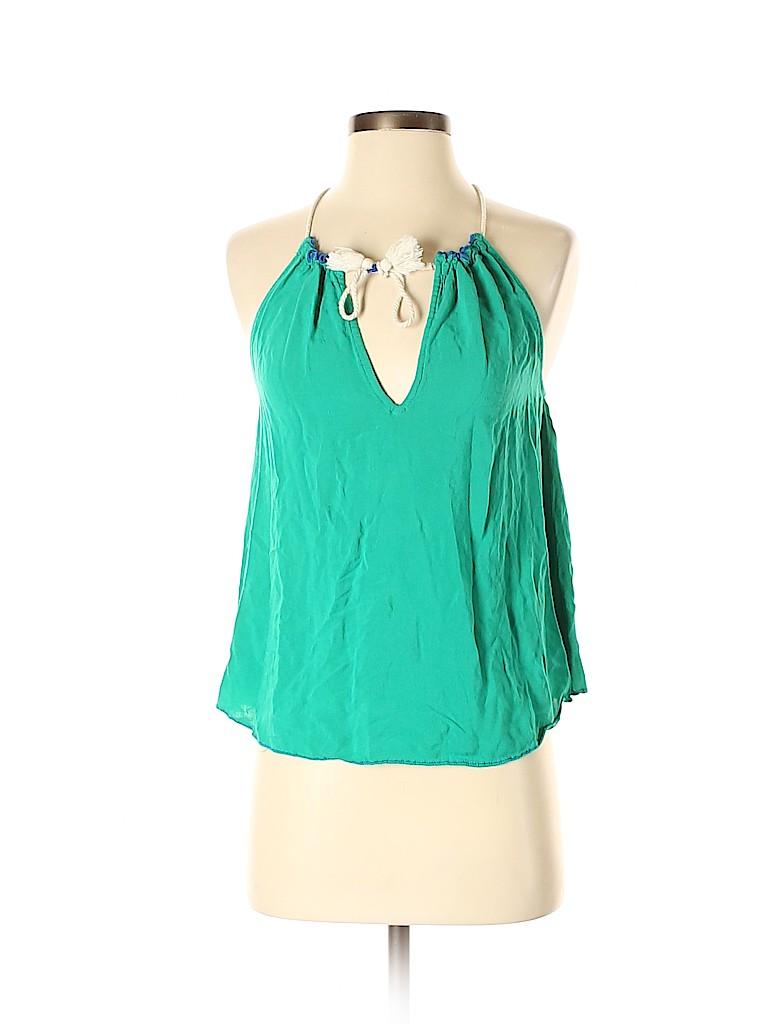 Ecote Women Sleeveless Blouse Size S