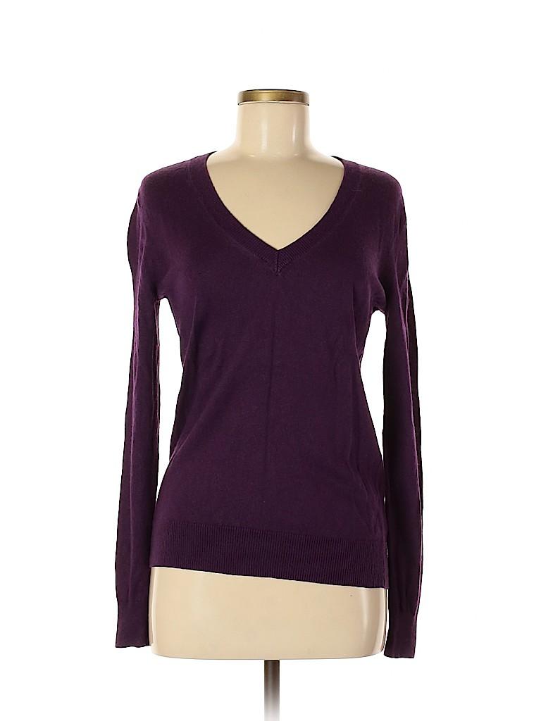 Moda International Women Silk Pullover Sweater Size M