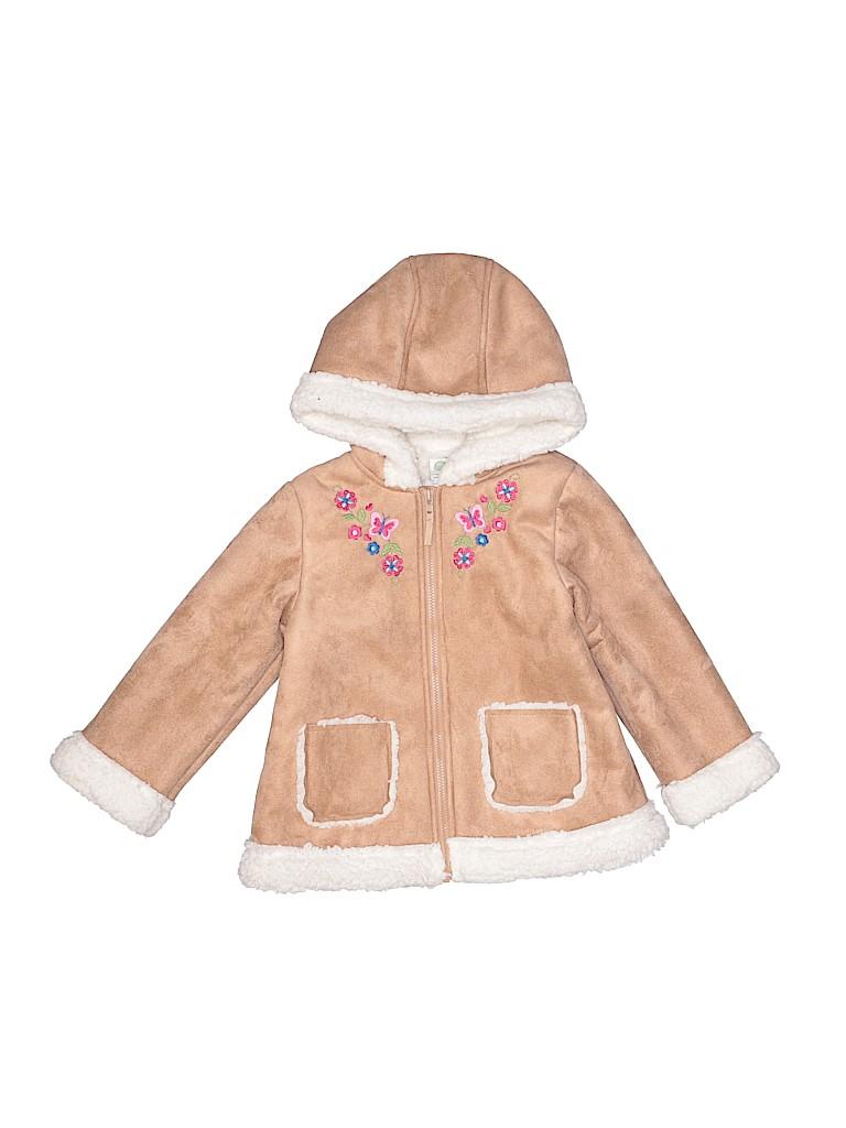Little Me Girls Coat Size 3T