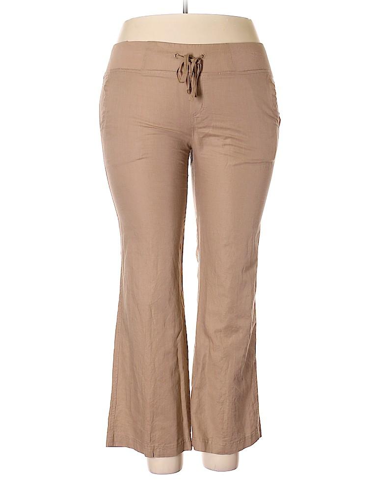 New York & Company Women Khakis Size XL