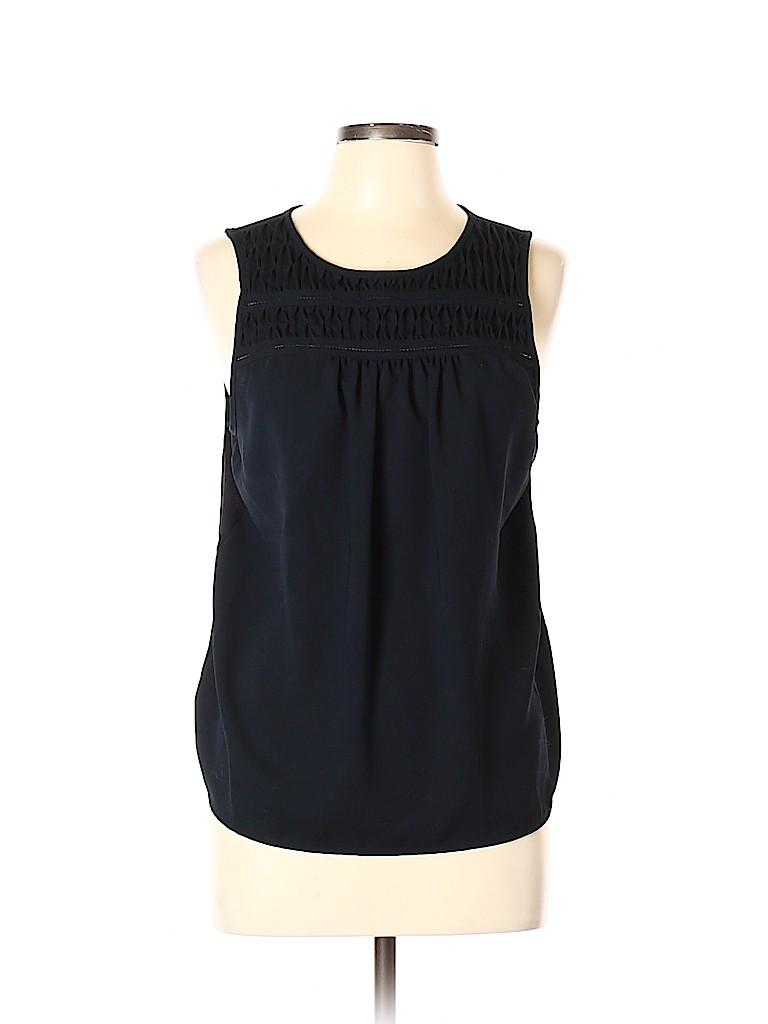 Elle Women Sleeveless Blouse Size L