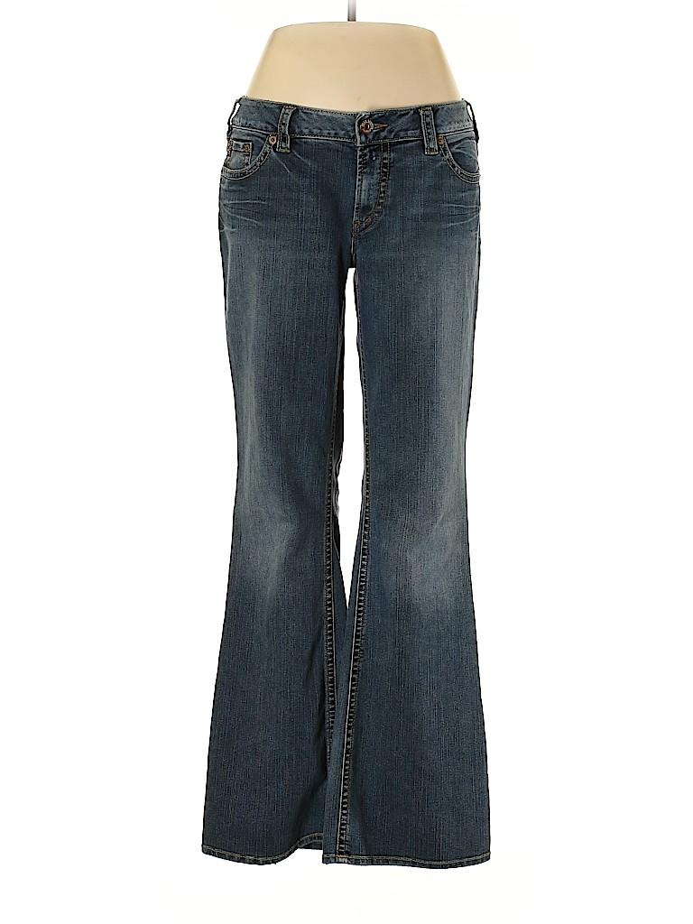 Silver Jeans Co. Women Jeans 34 Waist