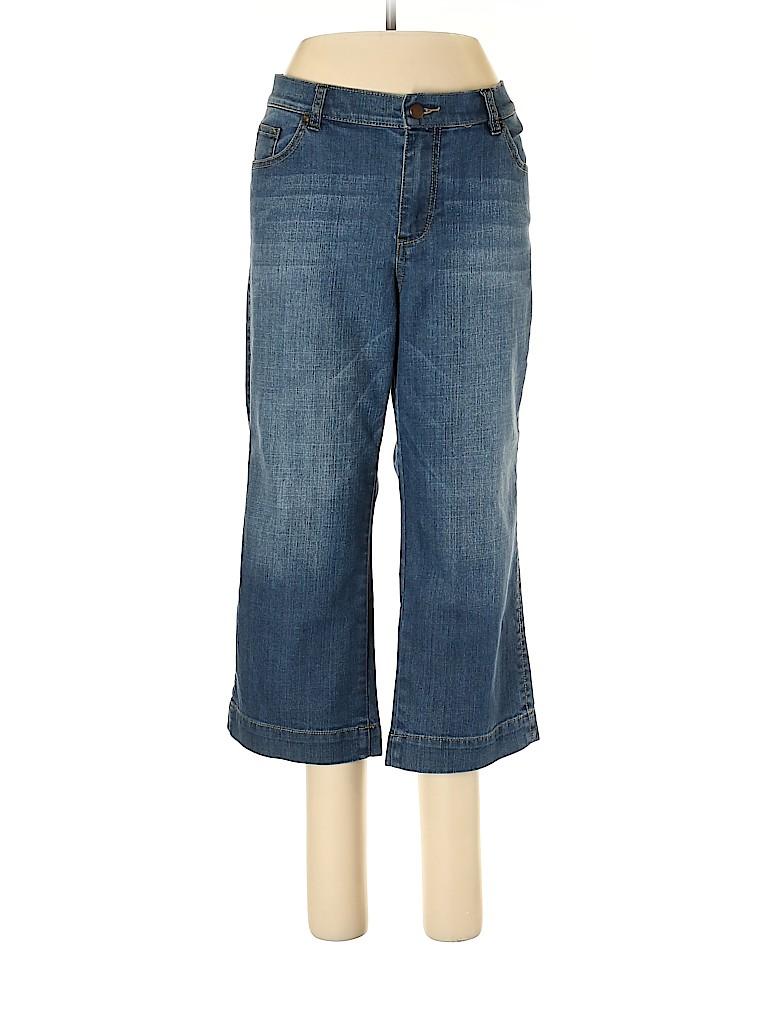 New York & Company Women Jeans Size 16