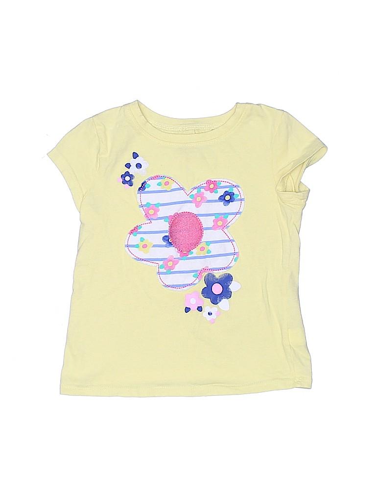 Jumping Beans Girls Short Sleeve T-Shirt Size 3T