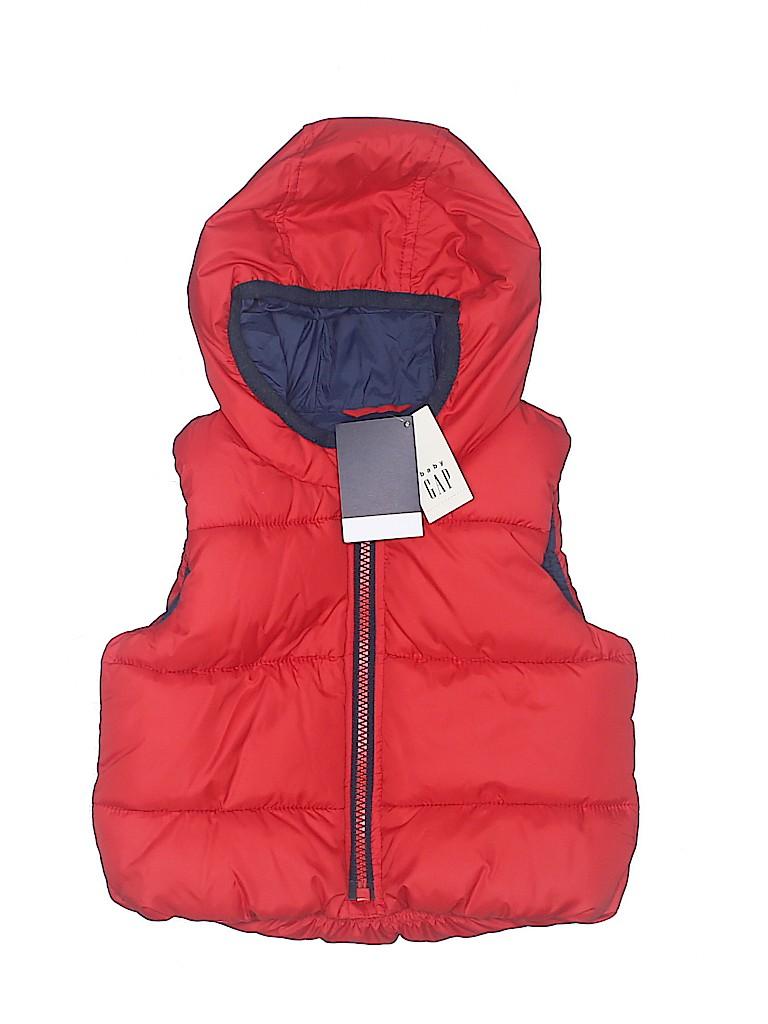 Baby Gap Boys Vest Size 6-12 mo
