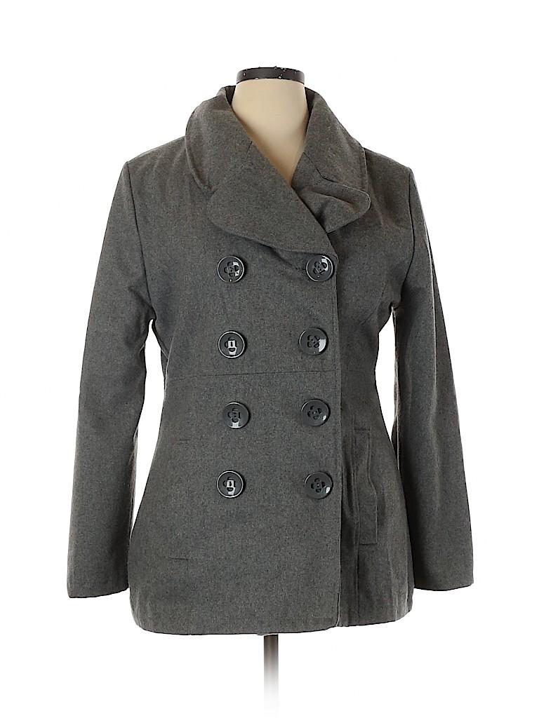 Rue21 Women Coat Size XL