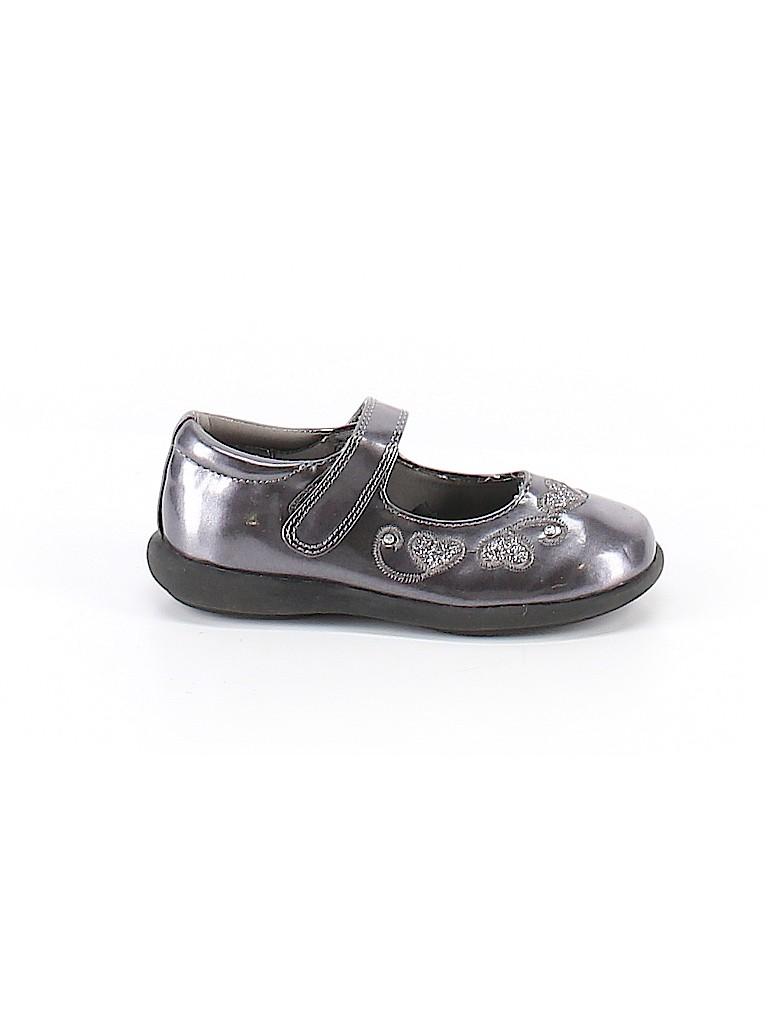 Rachel Shoes Girls Flats Size 10