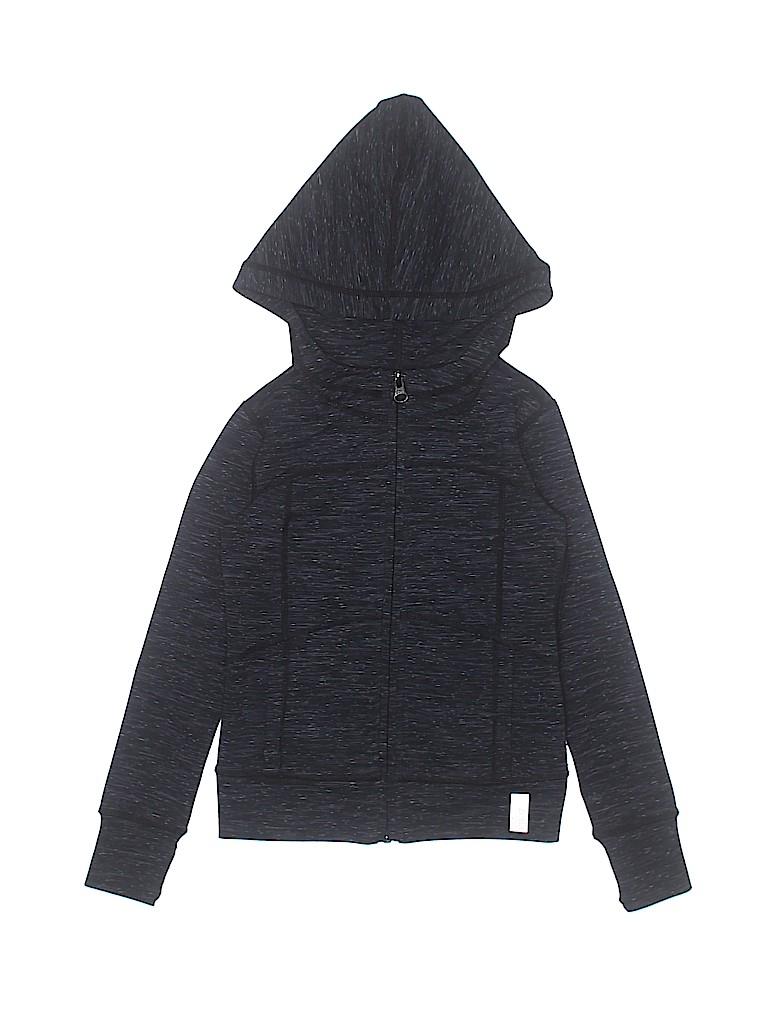 Zella Girl Girls Zip Up Hoodie Size 4T