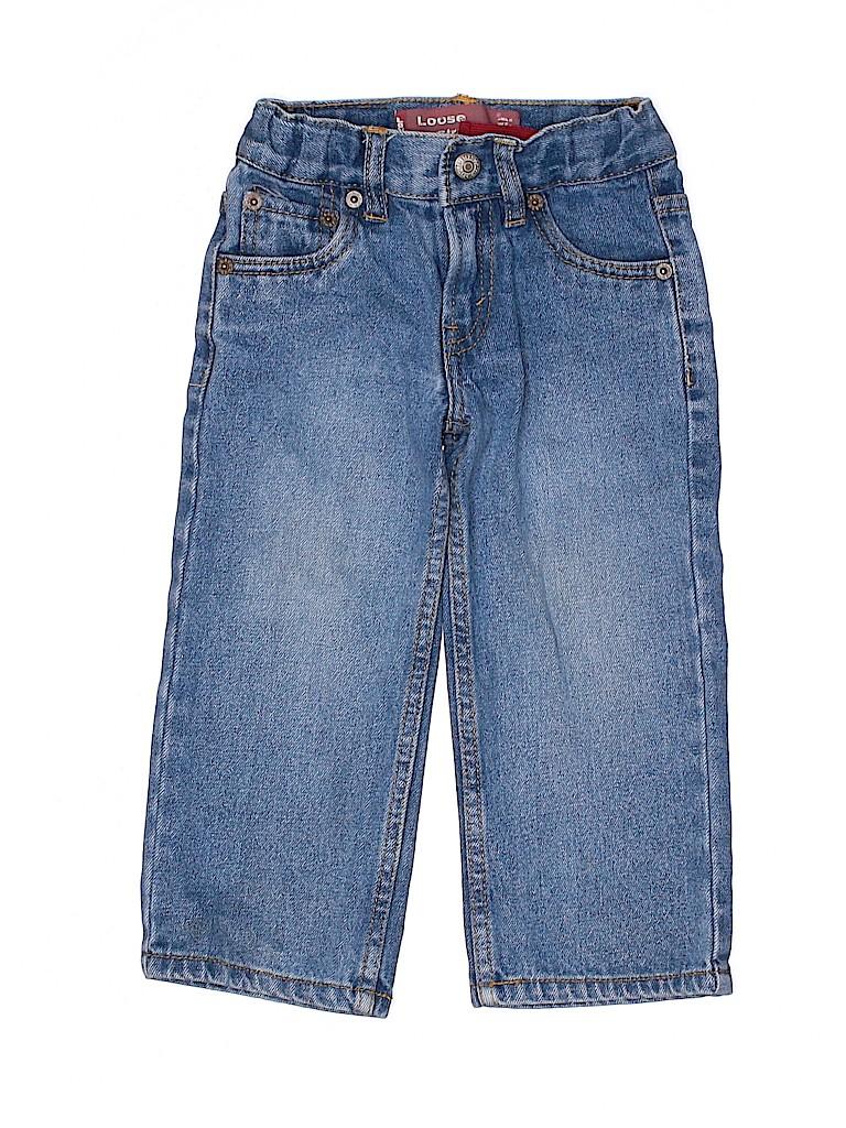 Levi's Boys Jeans Size 2T