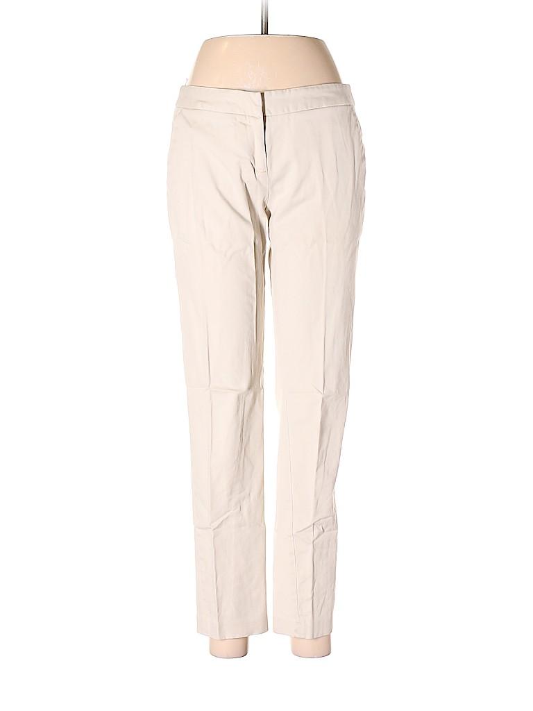 Amanda + Chelsea Women Khakis Size 4