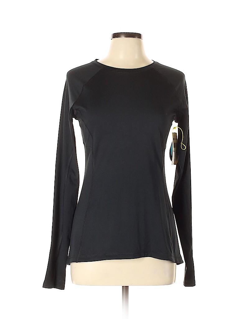 Roxy Women Active T-Shirt Size L