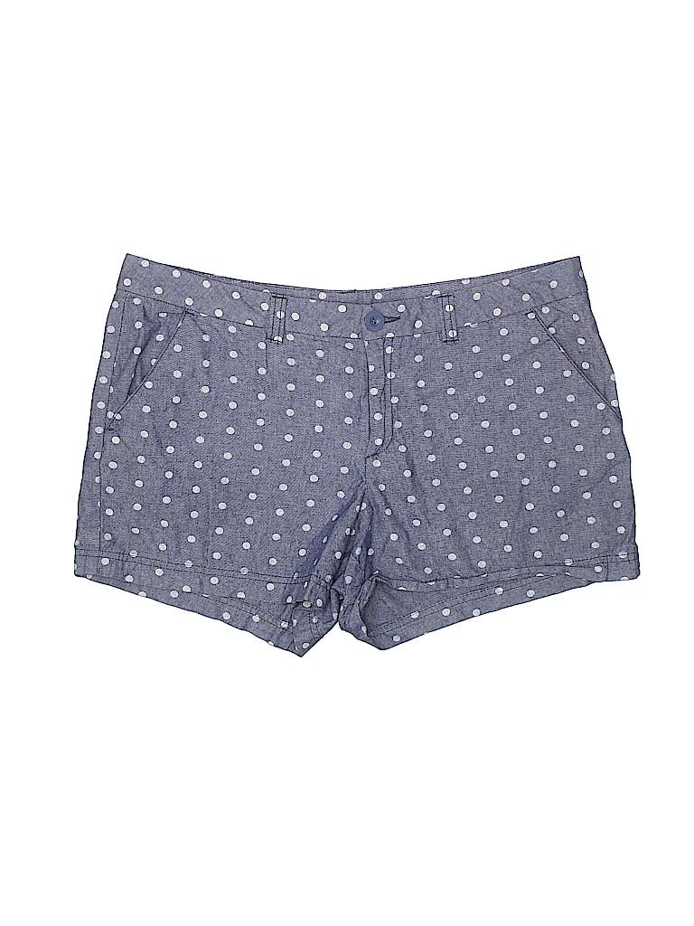 Bcg Women Khaki Shorts Size 14