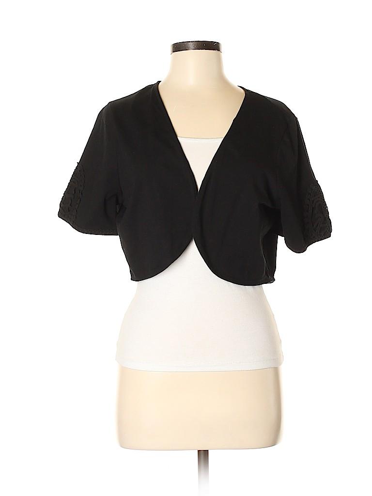 Denim + Company Women Cardigan Size M