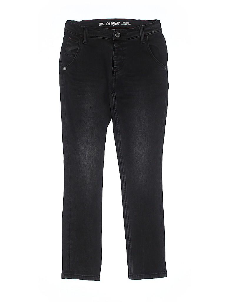 Cat & Jack Boys Jeans Size 10