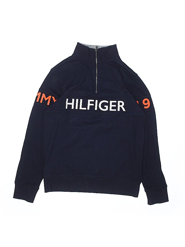 Tommy Hilfiger Boys Sweatshirt Size 16 - 18