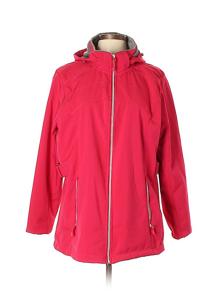 ZeroXposur Women Coat Size 1X (Plus)