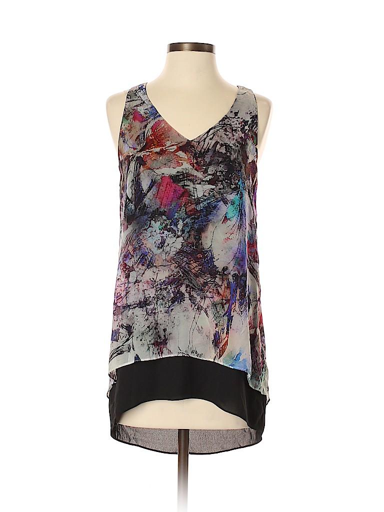 Karen Kane Women Sleeveless Blouse Size XS
