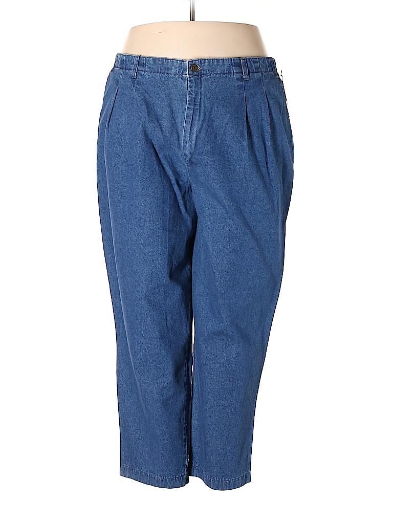 Cherokee Women Jeans Size 24 (Plus)