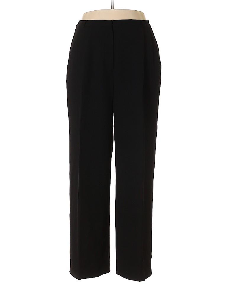 Talbots Women Wool Pants Size 18 (Plus)
