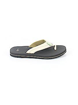 b3b63faaabfd Sanuk Flip Flops Size 2 - 3 Youth