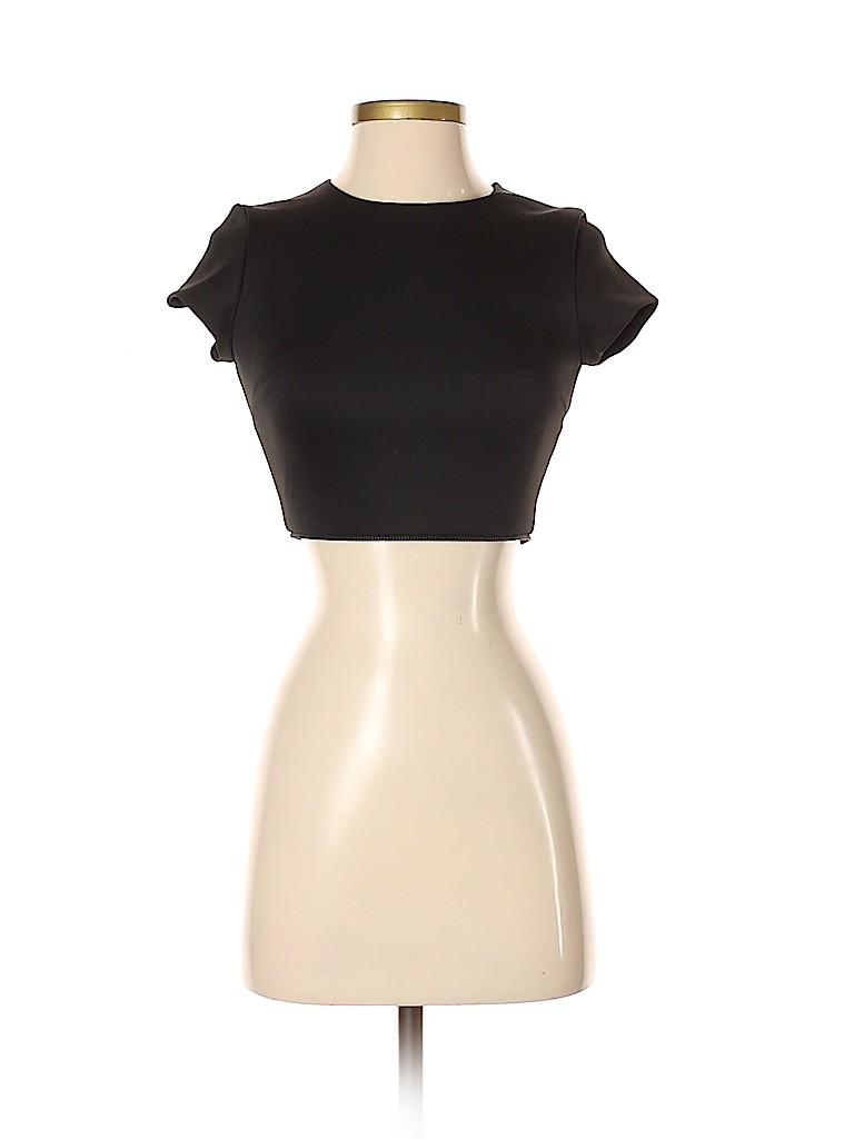 Bailey 44 Women Short Sleeve Top Size XS