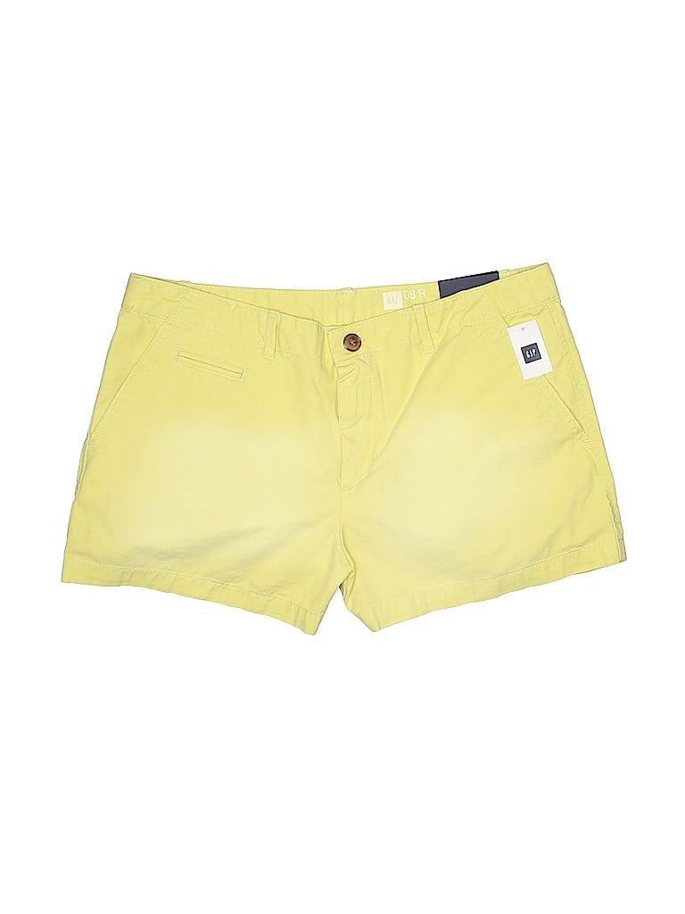 Gap Women Khaki Shorts Size 8