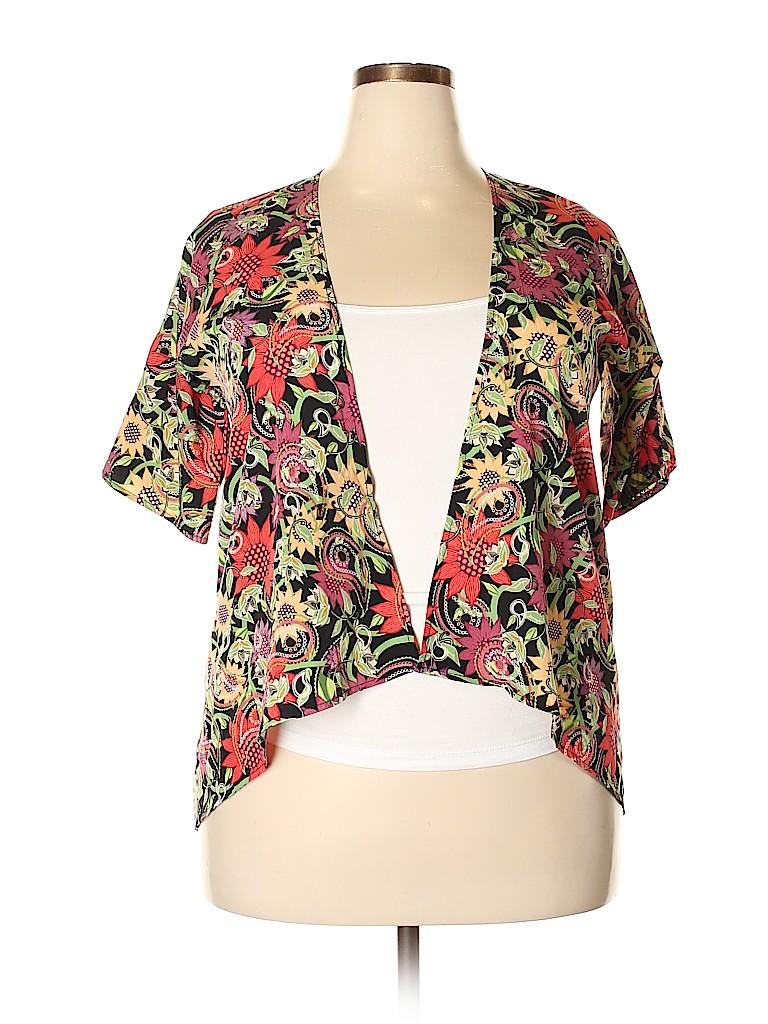 Lularoe Women Cardigan Size 3X (Plus)