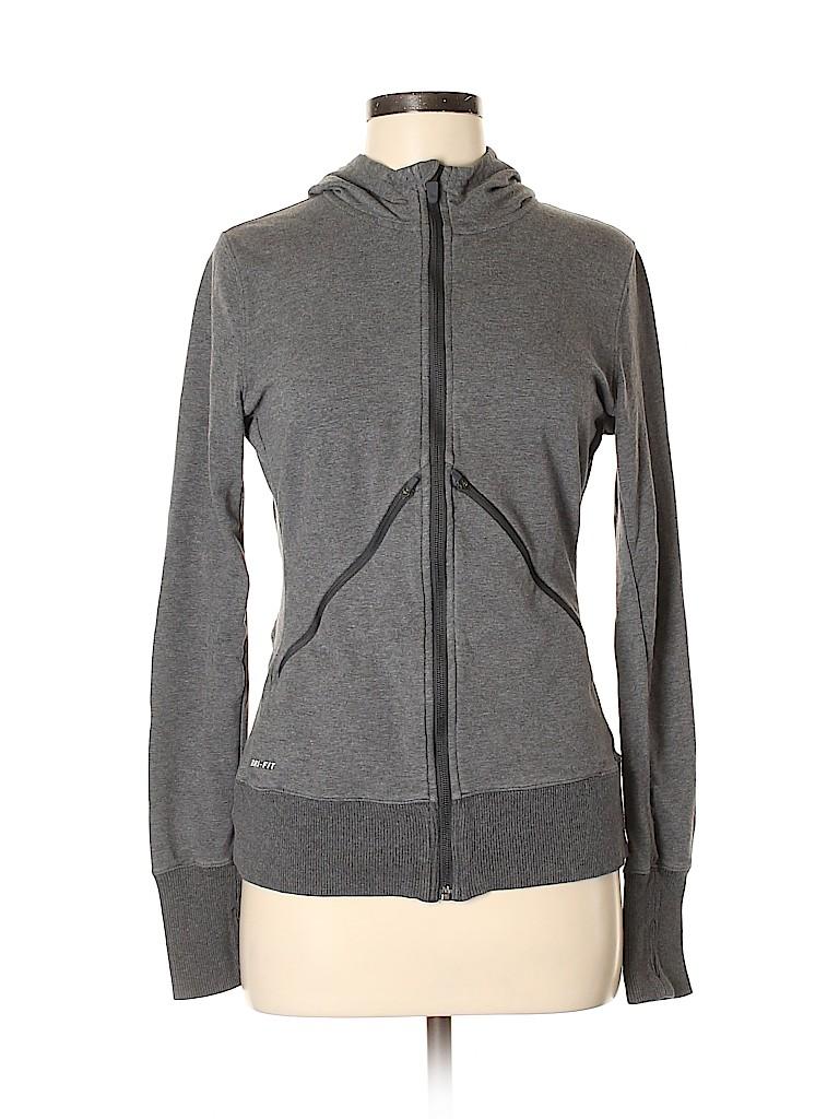 Nike Women Zip Up Hoodie Size M