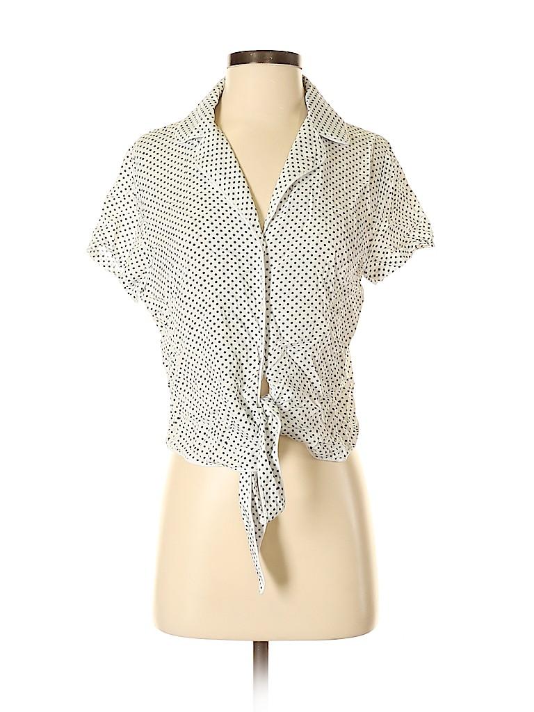 Cotton On Women Short Sleeve Blouse Size XS