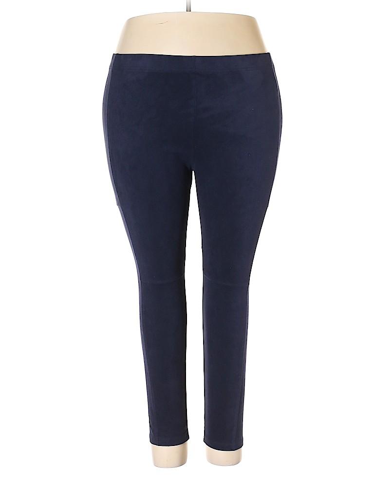 Falls Creek Women Casual Pants Size 3X (Plus)