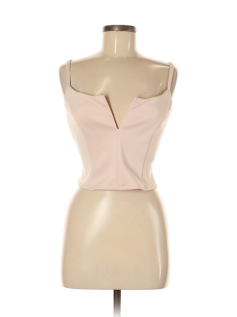 Blu Heaven Women Sleeveless Top Size 1X (Plus)