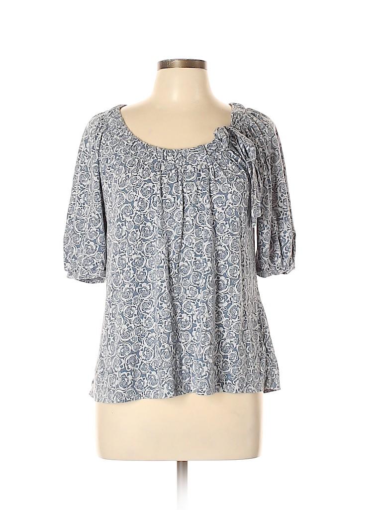 Elle Women Short Sleeve Blouse Size XL