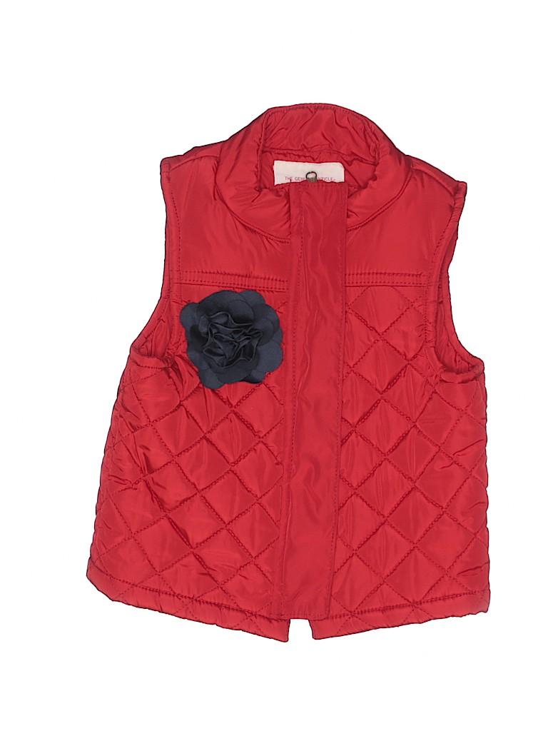 OshKosh B'gosh Girls Vest Size 4T