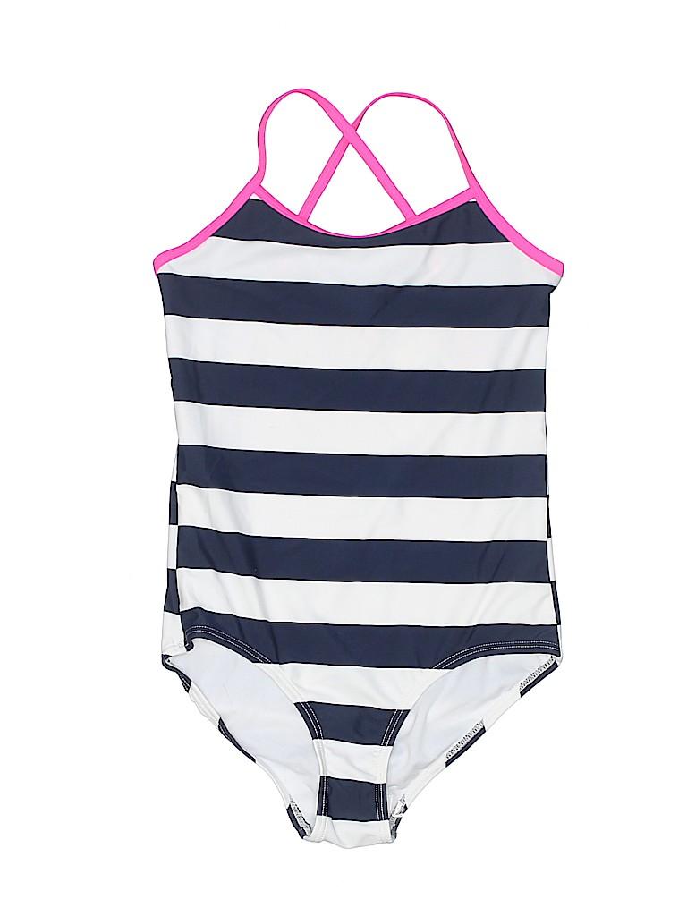 KANU girl Girls One Piece Swimsuit Size 12