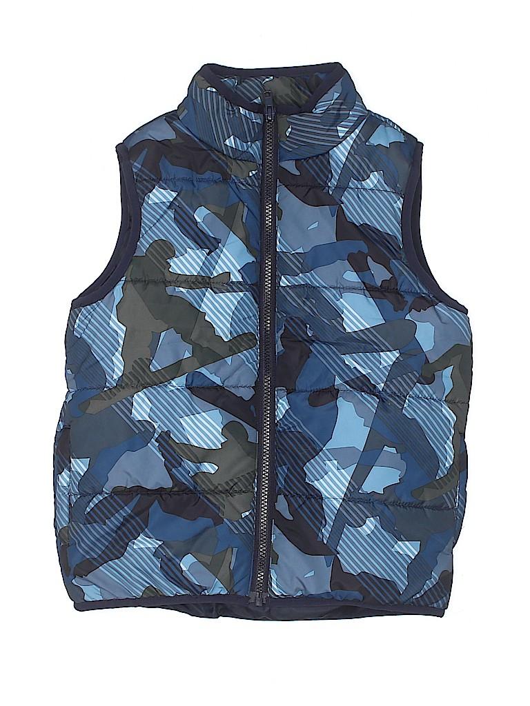 Gymboree Boys Vest Size 5/6