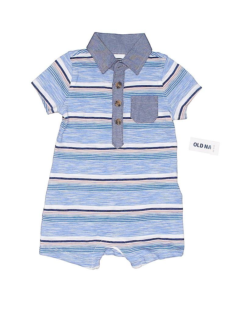 Old Navy Boys Short Sleeve Onesie Size 6-9 mo