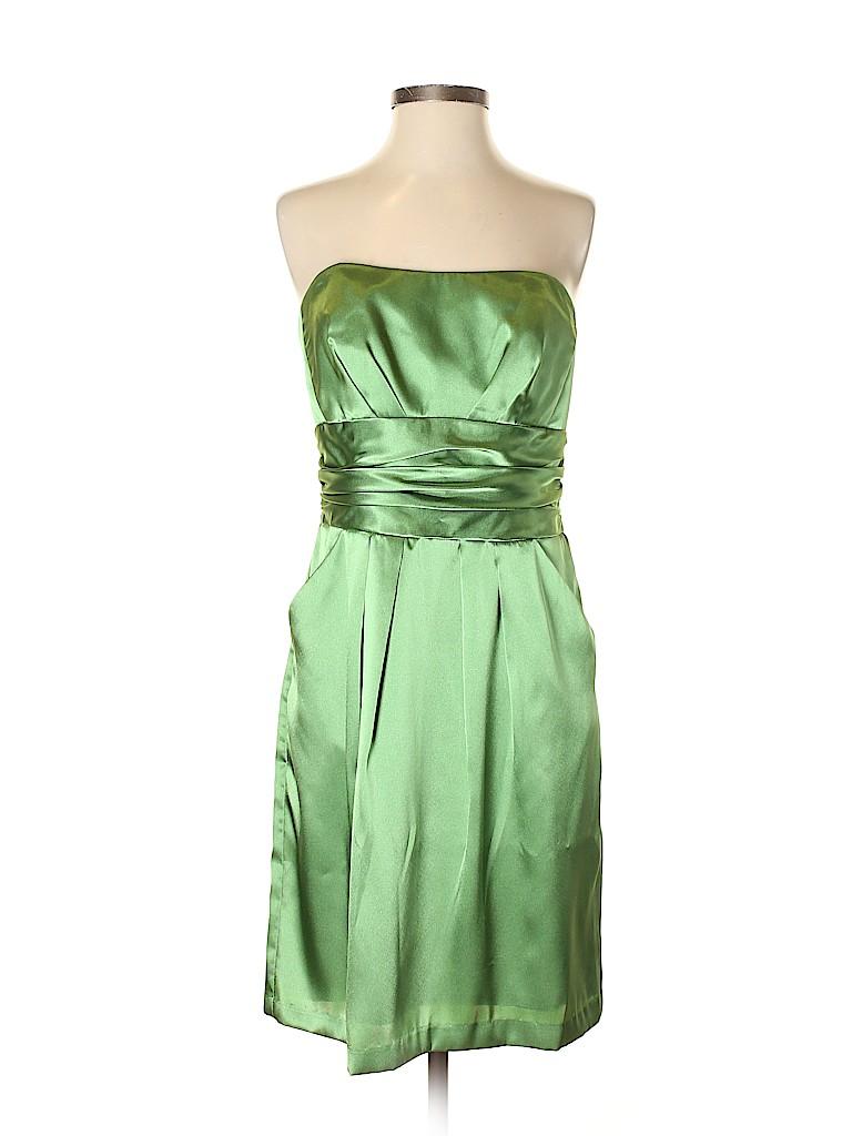 David's Bridal Women Cocktail Dress Size 10